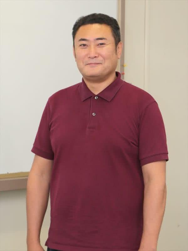 写真:食物学科学科長 山口 仁孝