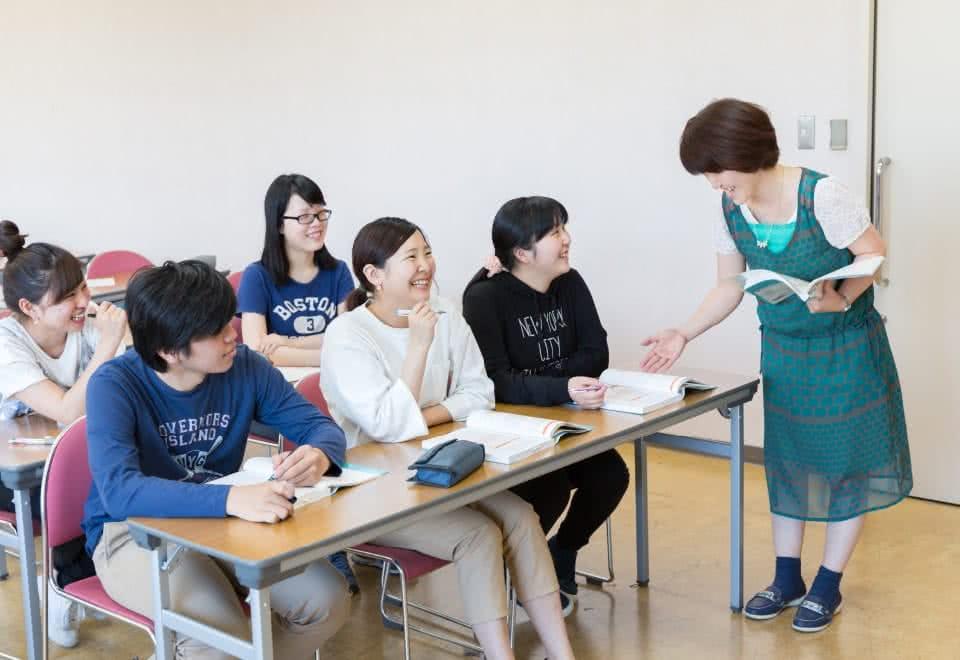 写真:国家試験対策の特別講義の様子