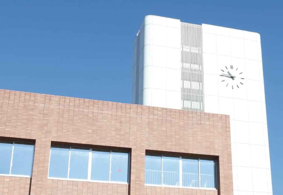 写真:校舎外観