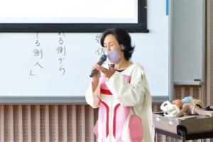 牧田先生講義の様子