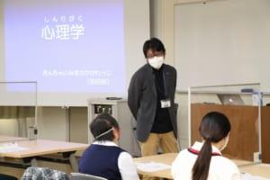 安田先生講義の様子