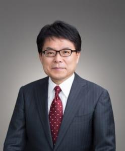増田寛也氏の写真