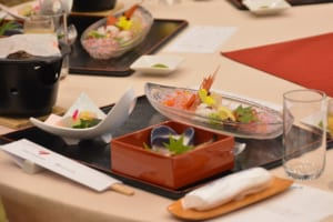 料理の写真
