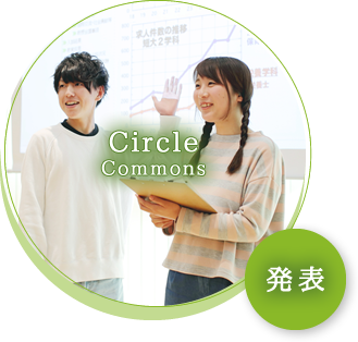 Circle Commons:発表